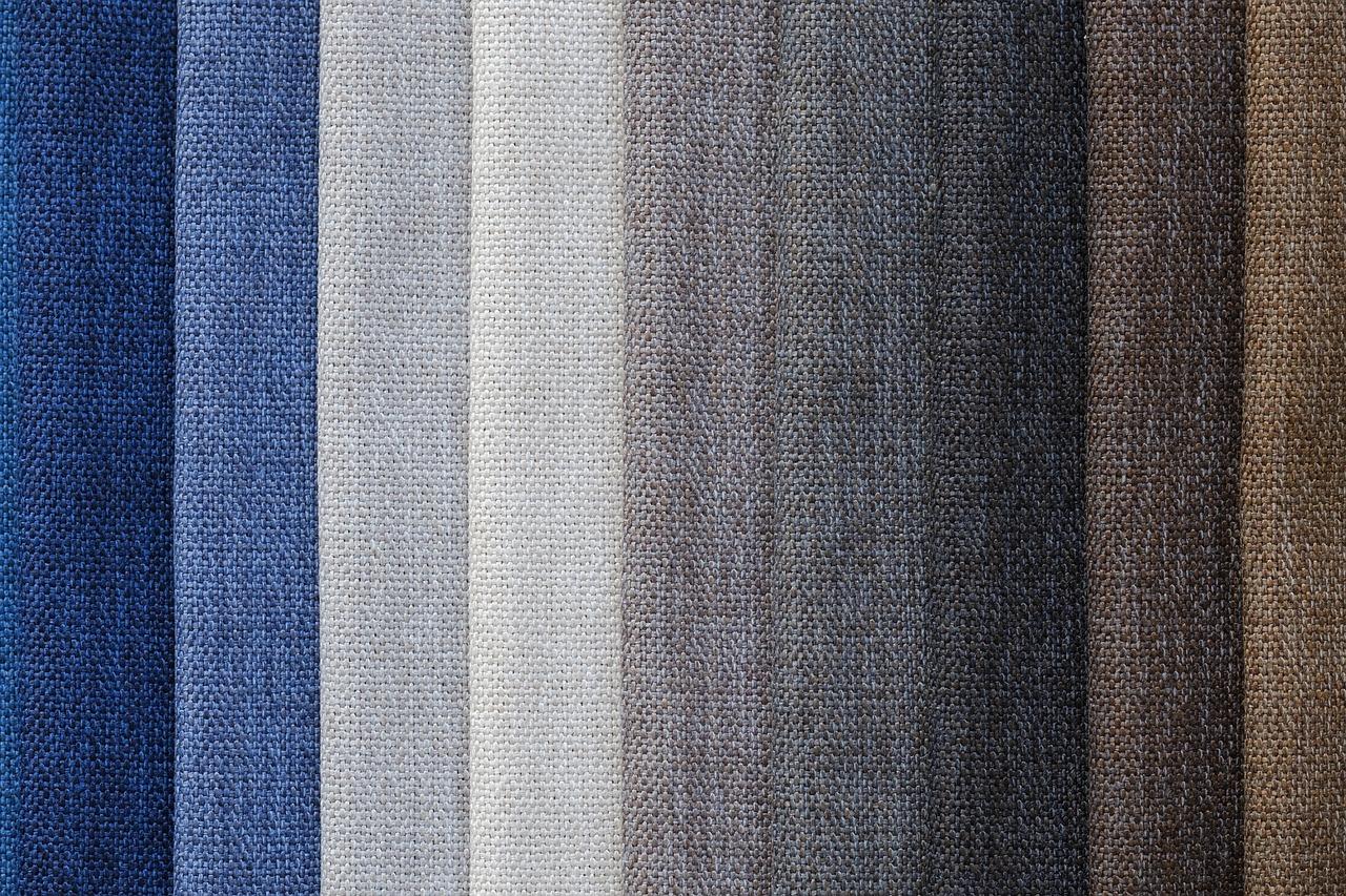 Tipos de tejidos ligeros