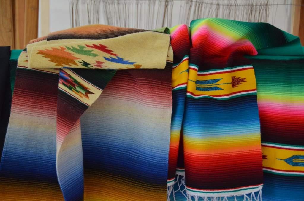 Tejido Navajo
