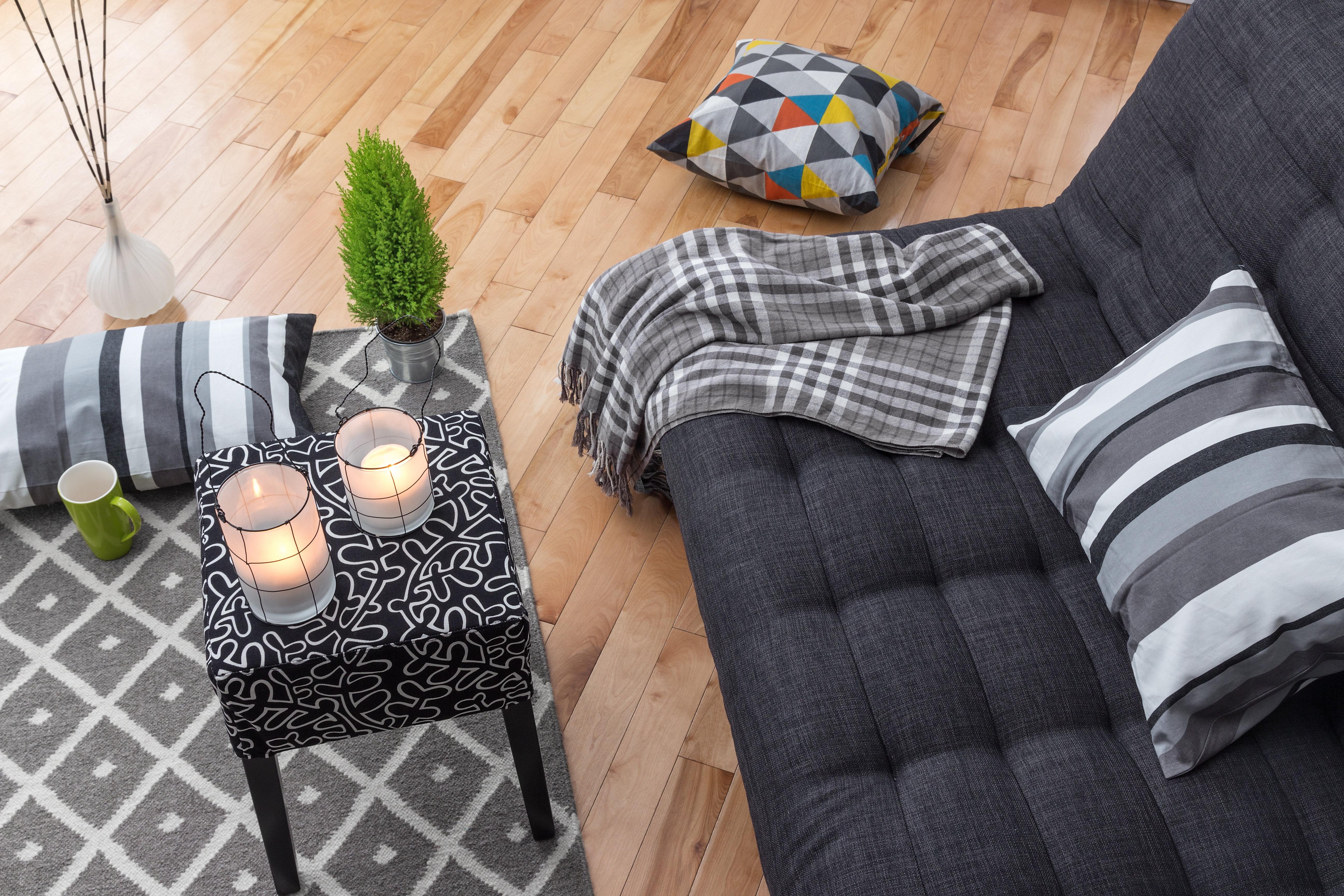 textiles para el salón